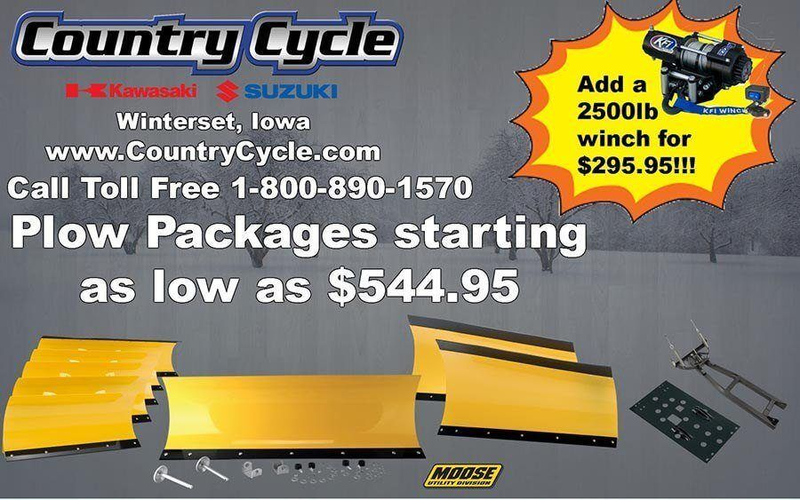 Plow Accessories available at Country Cycle | Winterset IA 50273